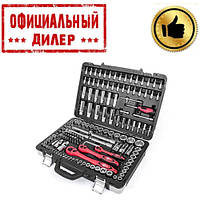 Профессиональный набор инструментов INTERTOOL ET-7151