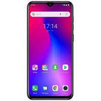 Мобильный телефон Ulefone S11 1/16Gb Black (6937748733010)