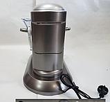 Тестомес Миксер  3в1 DSP KM-3025 (чаша 6,5л, 1200W), фото 8