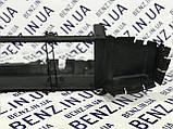 Воздуховод радиатора нижний W212 рестайл A2125053230, фото 3