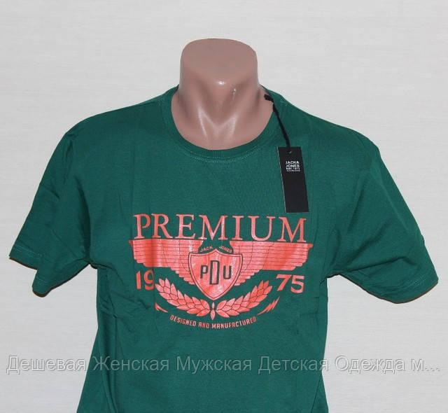 Мужская брендовая футболка Original JackJones №6