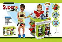 Супермаркет игровой с корзиной 668B-1(22 предмета)