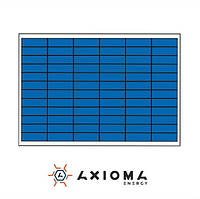 Солнечная батарея (панель) Axioma 110Вт, поликристаллическая AX-110P