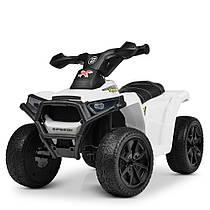 Квадроцикл Bambi M 4207EL-1 Белый