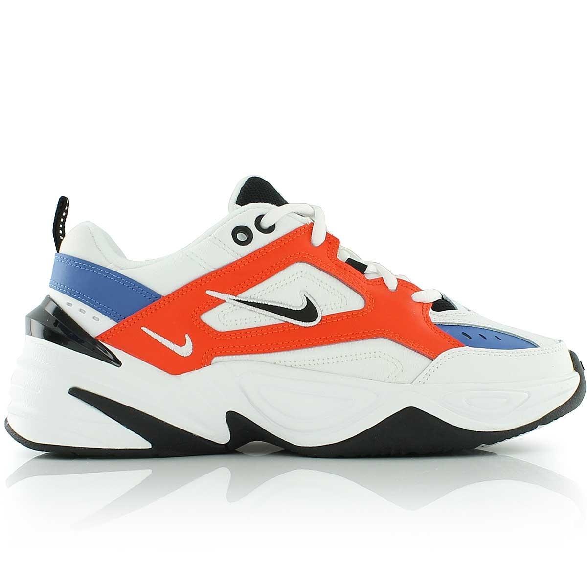 Вьетнам / Кроссовки Nike M2K Tekno White/Red/Blue