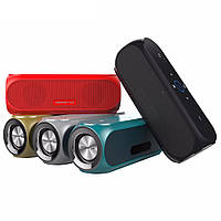 Портативная Bluetooth колонка HOPESTAR H19 с микрофоном (Bluetooth, NFC, MP3, AUX, Mic)