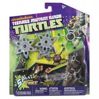 Tech4Kids Игровой набор Черепашки-Ниндзя - Боевой арсенал (2 паучка, 3 звездочки, пускатель)