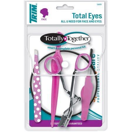 Набор для бровей и ресниц Trim Total Eyes