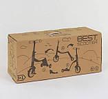 Самокат-велобег-велосипед, 3в1 JT 40405 Best Scooter, фото 8