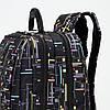 Рюкзак школьный подростковый для мальчика практичный под формат А4 Dolly 390, фото 4