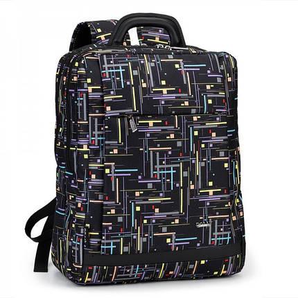 Рюкзак школьный подростковый для мальчика практичный под формат А4 Dolly 390, фото 2