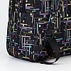 Рюкзак школьный подростковый для мальчика практичный под формат А4 Dolly 390, фото 5