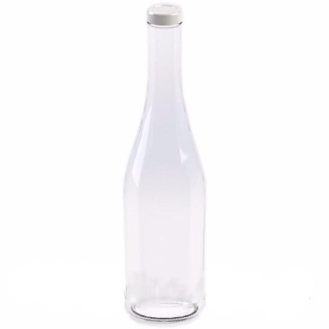 Бутилка E&G Грааль с крышкой 1л стекло (11000)