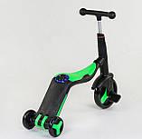 Самокат-велобег-велосипед, 3в1 JT 40405 Best Scooter, фото 7