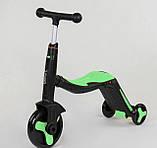 Самокат-велобег-велосипед, 3в1 JT 40405 Best Scooter, фото 6