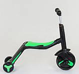 Самокат-велобег-велосипед, 3в1 JT 40405 Best Scooter, фото 4