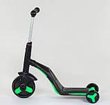 Самокат-велобег-велосипед, 3в1 JT 40405 Best Scooter, фото 2