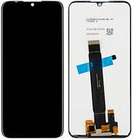 Дисплей Motorola Moto E6 Plus XT2025-1 complete with touch Black