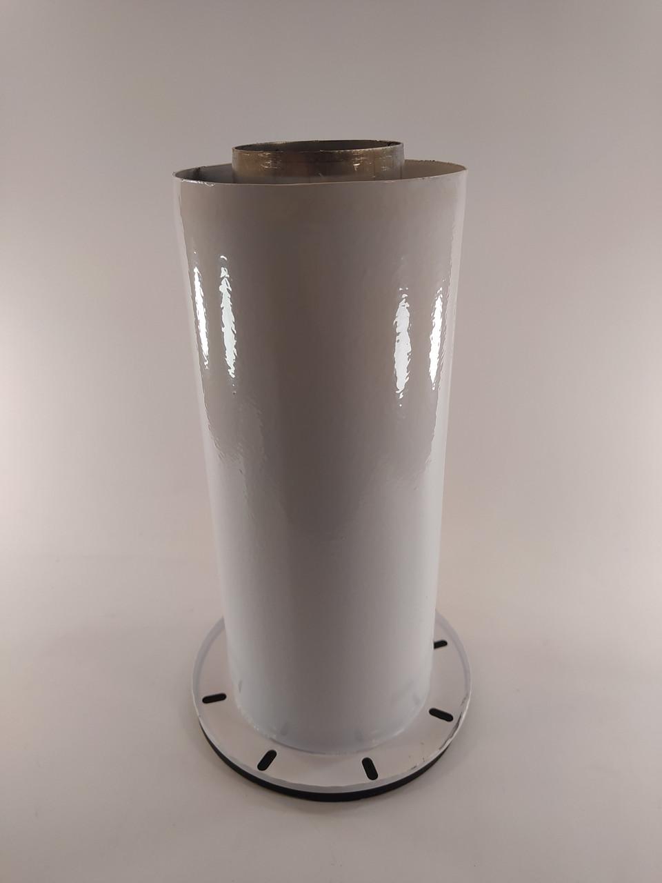 Адаптер фланцевий 60/100 для коаксіального димоходу
