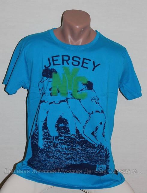 Мужская брендовая футболка Original JackJones №8