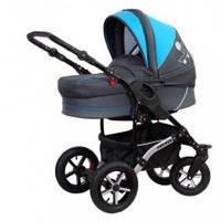 Zekiwa Универсальная детская коляска 2 в 1 Prestige-ZZ Aqua