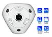 Панорамная камера Wi-Fi / IP 3D XPX 360 градусов IP66, фото 2