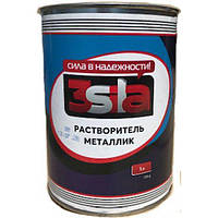 3SILA Растворитель металлик, баз  1л  0,72кг