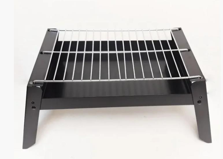 Компактный складной мангал  Portable Stainless TL-258