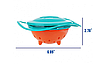 "Детская тарелка непроливайка неваляшка ""Universal Gyro Bowl"", фото 2"