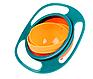 "Детская тарелка непроливайка неваляшка ""Universal Gyro Bowl"", фото 4"
