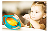 "Детская тарелка непроливайка неваляшка ""Universal Gyro Bowl"", фото 5"