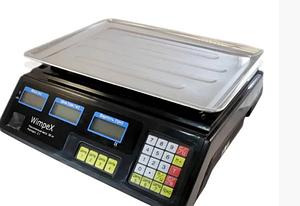 Весы электронные со счетчиком 50 кг