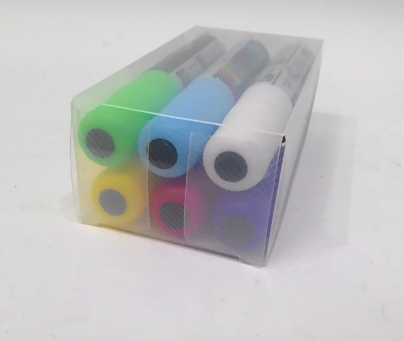 Маркеры для LED доски Fluorescent chalk marker (6 штук)