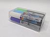 Маркеры для LED доски Fluorescent chalk marker (6 штук), фото 2