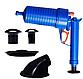 Пневматический вантуз Toilet dredge Gun ручная для прочистки канализационных труб, фото 2