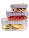 Набор крышек-пленок для продуктов Stretch and Fresh, фото 3