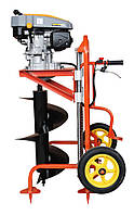 Професійний мотобур Iron Angel MD 500 на стійці (2001176)