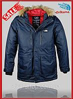 Мужская зимняя куртка The North Face Extreme (the-north-face-extreme-2), куртки мужские, Темно синий