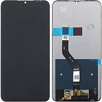 LCD Meizu Note 9 + touch Black (OEM)