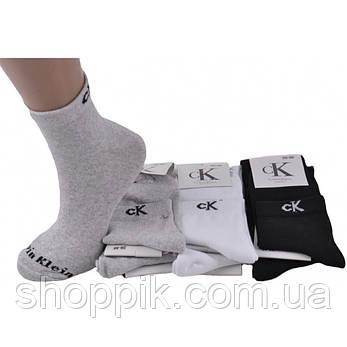 Набір чоловічих шкарпеток Calvin Klein, фото 2