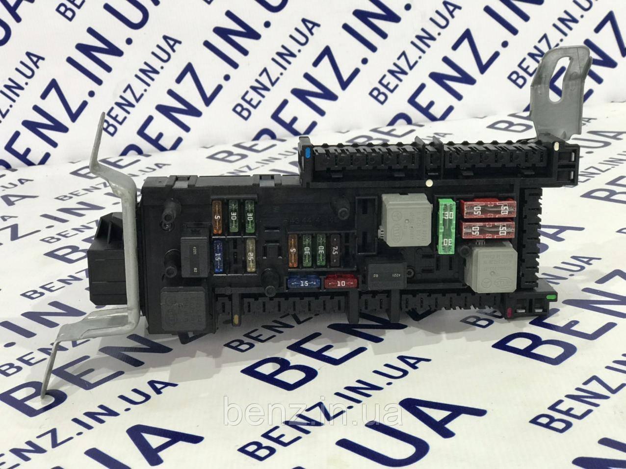 Блок предохранителей SAM задний Mercedes S212, C218 A2129000022, A2129004122