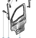 Двері • Ущільнювачі