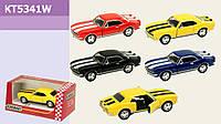 "Машина металл ""KINSMART"" Chevrolet Camaro Z/28, в кор.16*8,5*7,5cm /96-4/"