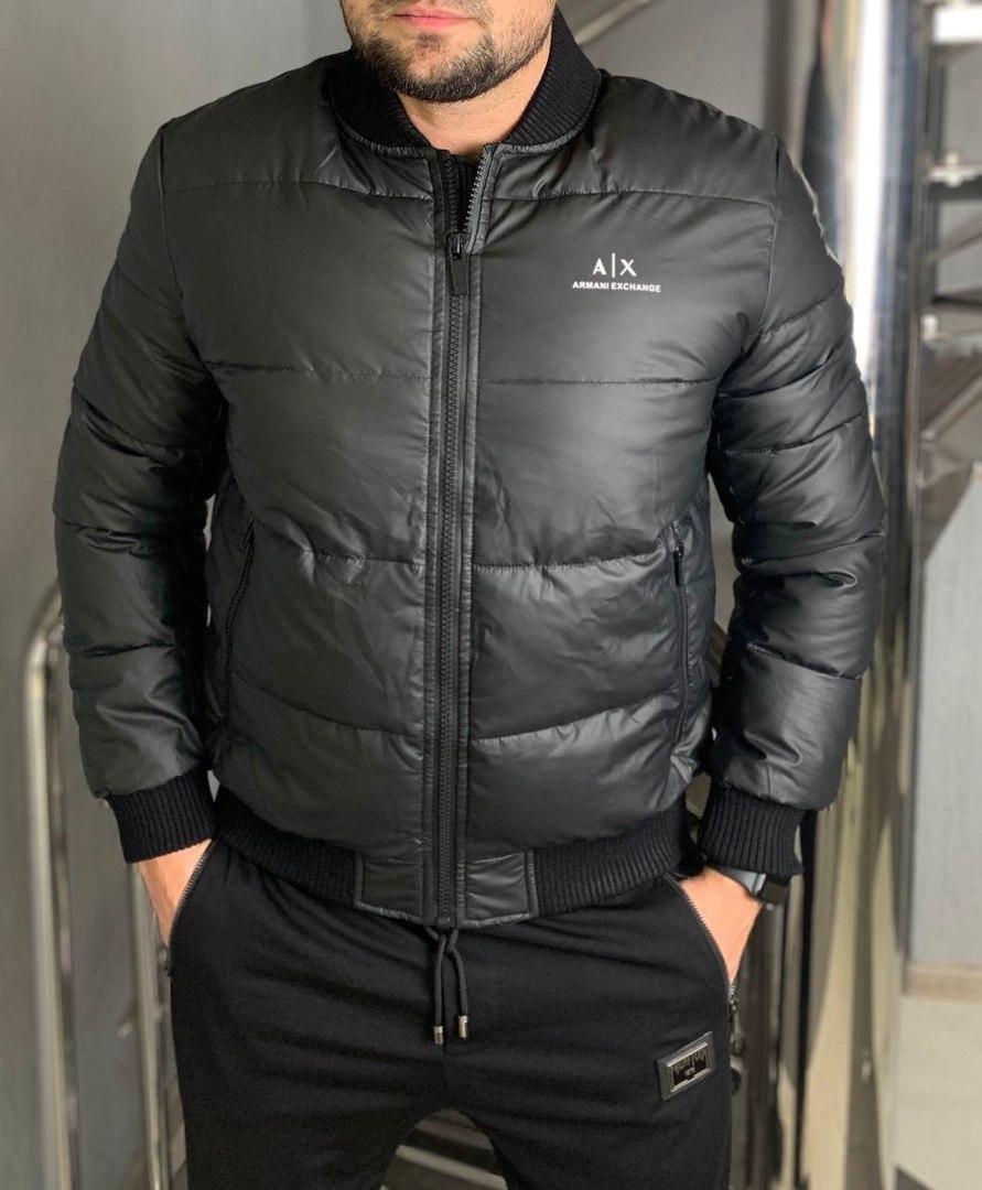 Комфортная стильная приталенная мужская куртка! Коллекция Зима 2021! Дорогой и приятный материал.