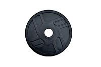 Диск RN-Sport сталевий прогумований 2,5 кг - 27 мм
