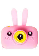 Детская фотокамера цифровая Baby Photo Camera Rabbit с автофокусом Х-500