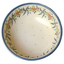 Керамическая пиала для супа, салатник 17 Cowberry, фото 3