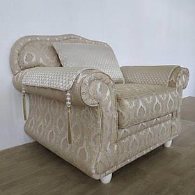 Кресло Дизайнерское Под Заказ Элегия №17 (Мебель-Плюс TM)