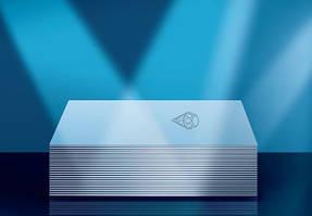 Гипсокартон повышенной прочности TITAN Diamant KNAUF (Кнауф) ГКПВО 1200х2500х12,5мм
