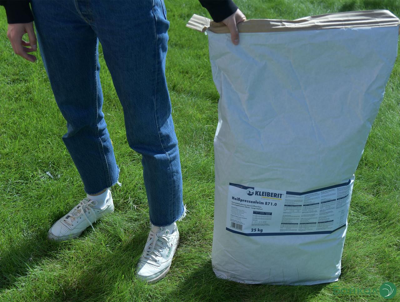 КЛЕЙ ДЛЯ ШПОНА — KLEIBERIT 871.0 (мешок 25 кг) низкотемпературный
